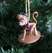 2015 Disney Aladdin Movie ABU Monkey Street Rat Friend Christmas Ornament PVC