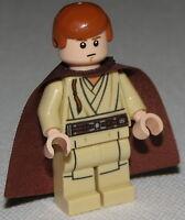Lego New Star Wars Obi-Wan Kenobi Young Minifigure