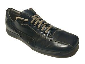 Skechers Men's Casual Sneaker Size 11 Navy Blue (3MS)