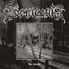 Fornicatus - The Demos CD 2014 black metal depressive Finland