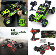 RADIO REMOTE CONTROL RC CAR/BUGGY VERY FAST READY TO RUN 1:12 1:18  2.4G CORE RC