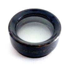 Vintage Bausch & Lomb Rapid Rectilinear Lens Front Element #902