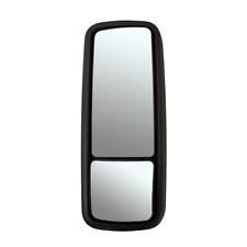 Freightliner Columbia (12- ) Mirrors Man/Elec HTD Chrome LH