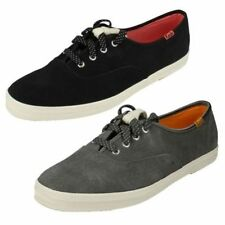 Suede Lace Up Shoes for Women