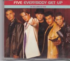 Five-Everybody Get Up cd maxi single