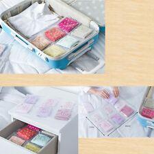 PVC RIMOVIBILE Borsetta Organizer inserisci Cosmetici Bag-in-Borsa da viaggio in ordine