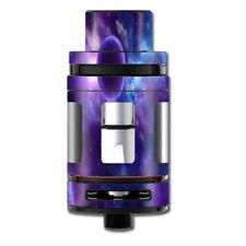 Skins Decals for Smok Mini TFV8 Big Baby Beast Tank Vape Mod / Purple Moon Gala