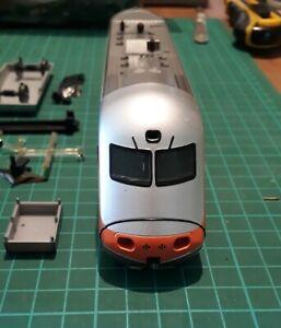 HO/OO Dummy Power-Car for spares