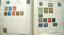 UNCHECKED SELECTION OF EL SALVADOR STAMPS.  LOT#165