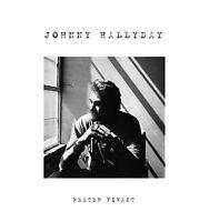 JOHHNY HALLYDAY - RESTER VIVANT  CD NEU