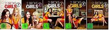 TWO 2 BROKE GIRLS 1-5 DIE KOMPLETTE STAFFEL 1 2 3 4 5 DVD DEUTSCH