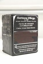 Anton Bauer Compac Magnum Rathbone Energy RE-14N3CRACR 14.4V 43.20WH Battery