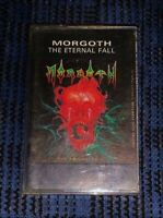Black/Death Metal Morgoth The Eternal Fall VG Cassette Tape MC Played/Tested
