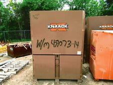 Knaack 119 01 Work Station Gang Box