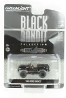 A.S.S NEU GreenLight 1/64 Ford Bronco 1969 GL Black Bandit Collection USA 2019