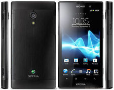 New Original Unlocked Sony Xperia ion LT28H 16GB Android Smartphone 12MP Black