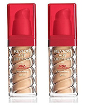 Revlon Age Defying Foundation with DNA Advantage, Golden Tan, 1 Oz (2 Pack)