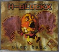 H-BLOCKX / STEP BACK * NEW MAXI-CD * NEU *