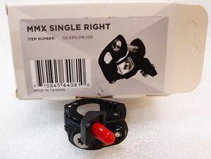 SRAM Avid MatchMaker X MMX Brake Lever Adaptor, right side, Black