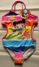 NWT NI HAO KAI-LAN ONE PIECE GIRLS BATHING SUIT SIZE 7/8