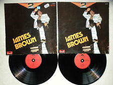 "2 LP JAMES BROWN ""James Brown"" POLYDOR 2664 123 FRANCE §"