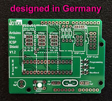 Arduino ISP bzw. ICSP Programming Shield - Leiterplatte