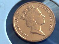 1988  AUSTRALIAN  1 CENT UNC=EX.MINT UNC SET