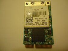 1390 WLAN Mini-PCI E Card DP/N 0PC559