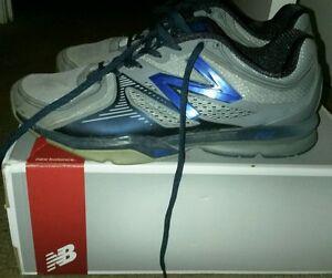 Mens New Balance MX1267 Athletic Training/Running Shoes MX1267GO Grey/Navy