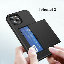 For 11 Pro Max IPhone 12 Case Slide Cover SGP Card Anti Falling Protective Cover