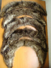 MINT 5 RACCOON (RACOON) FUR COLLAR SCARF LOT WOMEN WOMEN