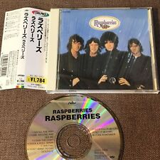 RASPBERRIES s/t JAPAN CD TOCP-3392 w/OBI+PS 1998 COOLPRICE reissue Eric Carmen