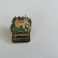 Disney WDW Germany Oktoberfest 2000 Pin