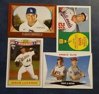 2020 Topps Archives Inserts with Rookies You Pick Trout Tatis Soto Acuna Judge