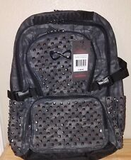 Brand New - Nfinity Black Large Camo Stud 00006000 Ded Backpack - Cheer Gymnastics
