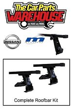 Full Roof Rack Bar Kit SUM101 Mountney Direct Fit ~ NISSAN MICRA (K10) 1983 - 92