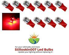 10 - Landscape LED bulbs, RED 5LED T5 Path, Garden & Landscape Lighting