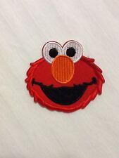 Elmo Sesame Street Logo Hat Shirt Jacket Embroidered Iron On Patch