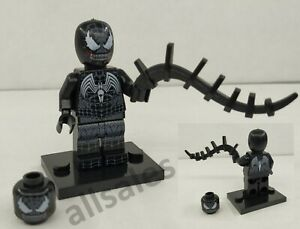Figurine Marvel DC Comics Venom compatible Lego, neuf CE minifigur .