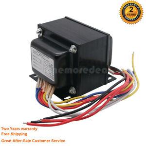 Vacuum Tube Power Amplifier Transformer 130W AC 230VX2 6.5VX1 6.5VX1 od34