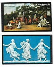 Great Britain 3 pound Story of Wedgwood booklet