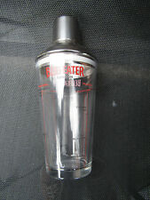 BEEFEATER COCKTAIL SHAKER GLASS