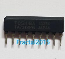1pcs TA7318PG TA7318P TA7318 TOSHIBA ZIP-9