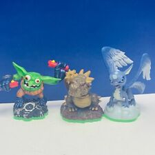 Skylanders Xbox figures lot video game activision 2011 Boomer Bash Whirlwind mix