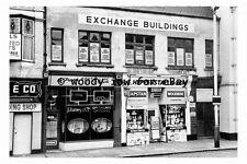 pt9164 - Doncaster Market Place , C Fraser & E Heppenstall Shops - photograph