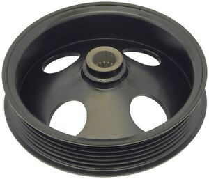 Power Steering Pump Pulley For 1998-2000 Toyota Corolla 1999 Dorman 300-402