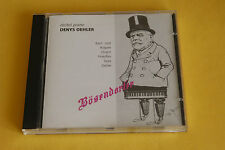 "CD DENYS OEHLER ""RÉCITAL PIANO BÖSENDORFER"" BACH, LISZT, CHOPIN, SATIE...TB ÉTAT"