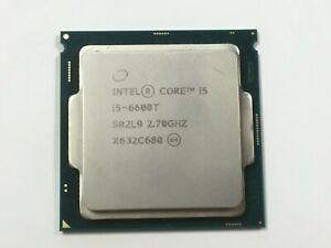 Intel Core i5 - 6600T / SR2L9  2.7GHz 6MB Quad-Core CPU LGA1151