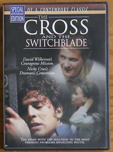 The Cross and the Switchblade - DVD - Digitally Remastered Anniversary Edition