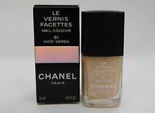 CHANEL Le Vernis Facettes Nail Polish 81 VICE-VERSA